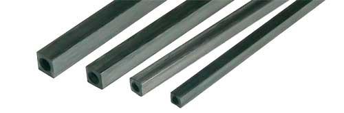Square Carbon Tubes