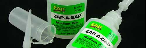 Zap-A-Gap Glue