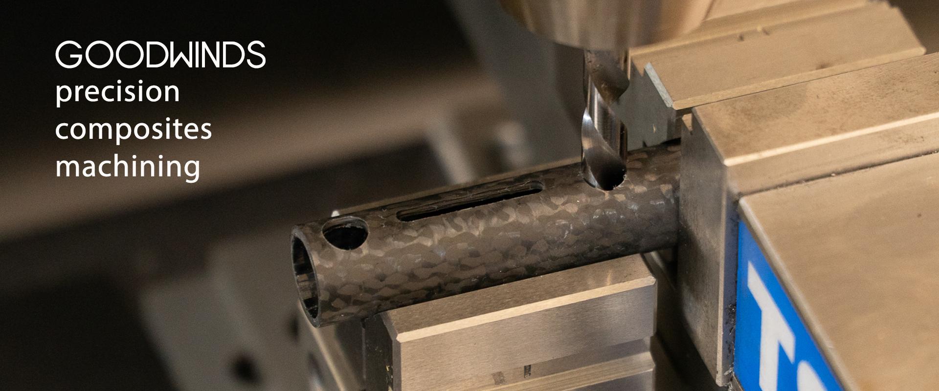 Goodwinds precision composites machining