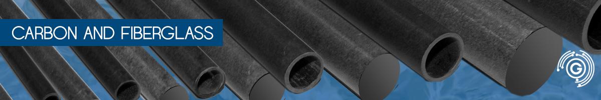 Carbon and Fiberglass